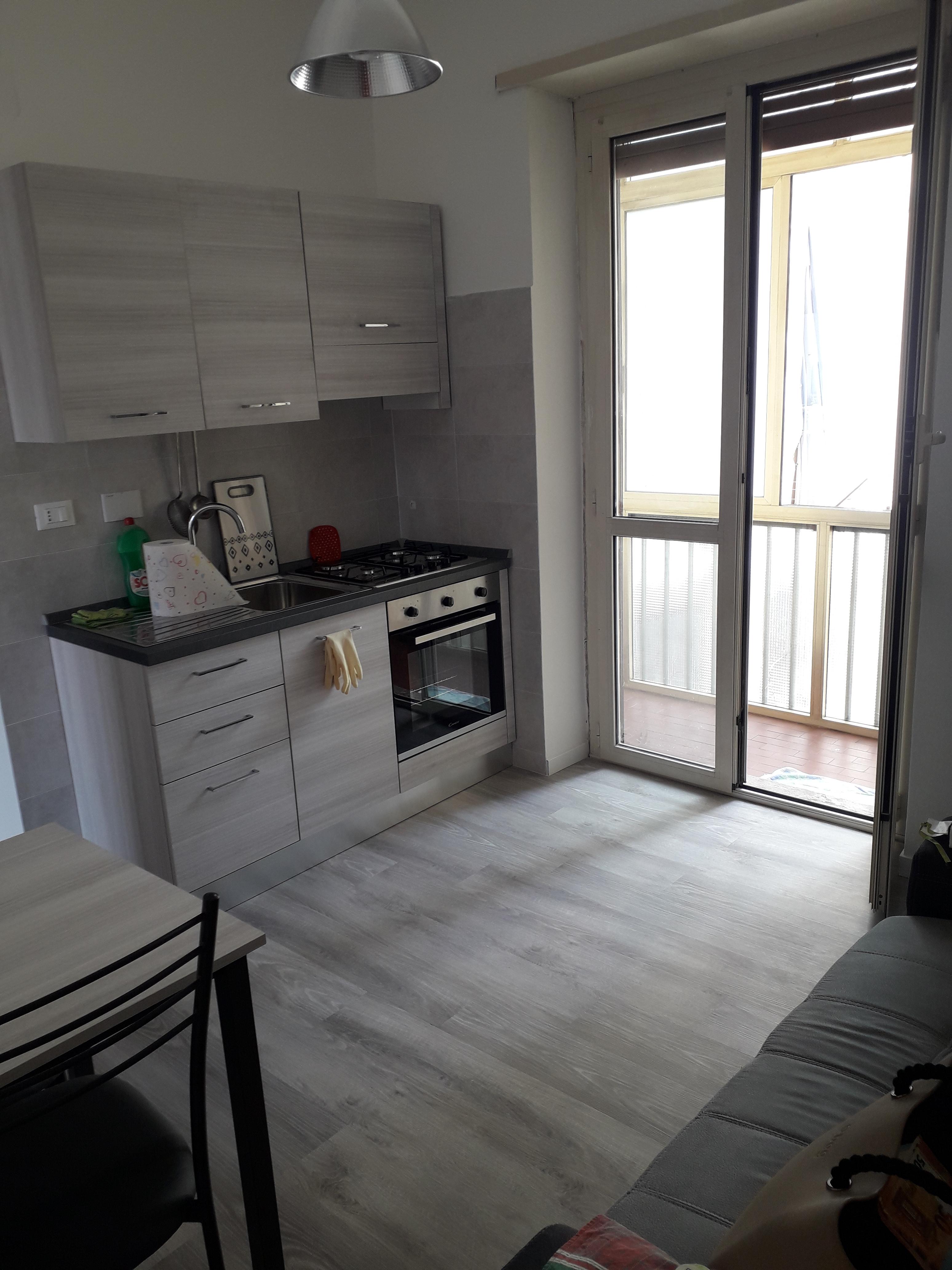 Alloggio con 3 posti letto quartiere Nizza-Millefonti