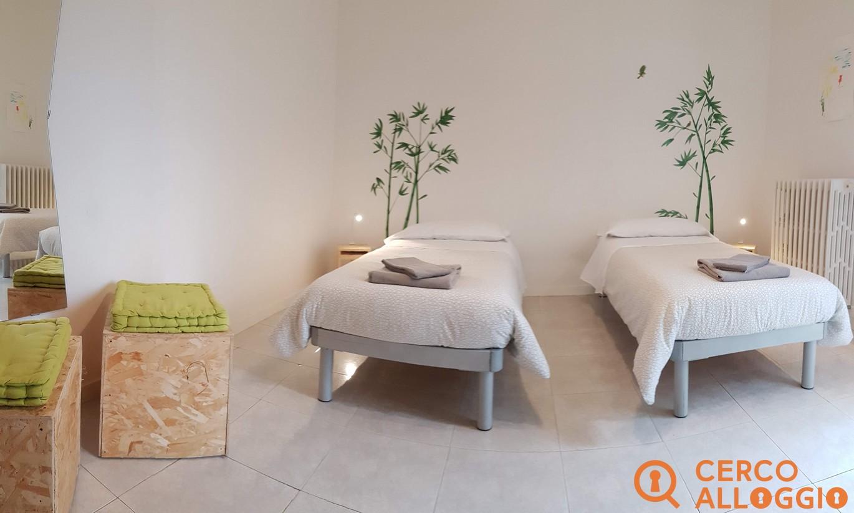 Urban Oasis Hostel - Camera con bagno privato