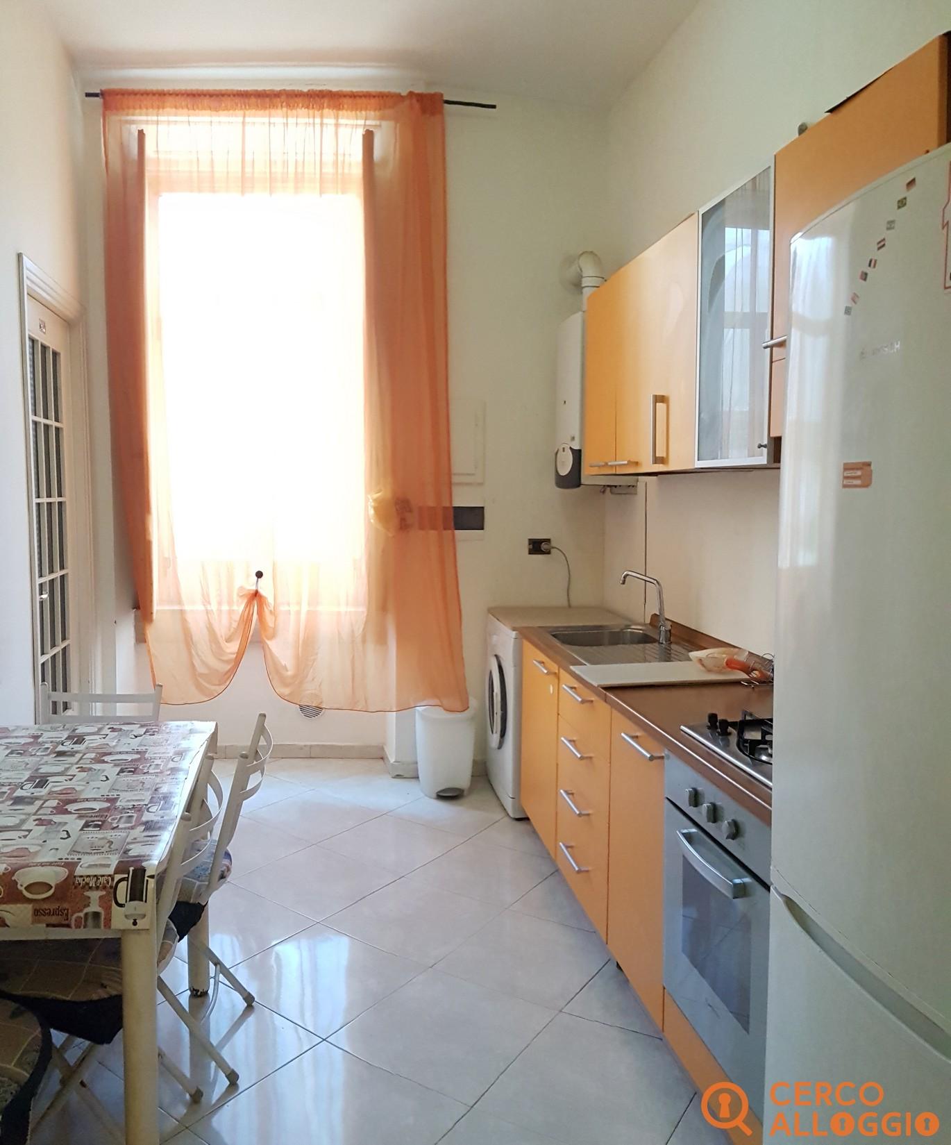 Appartamento in via vittime civili