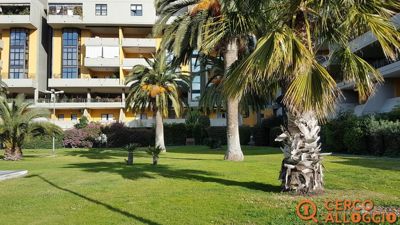 Appartamentino per specializzandi in complesso residenziale