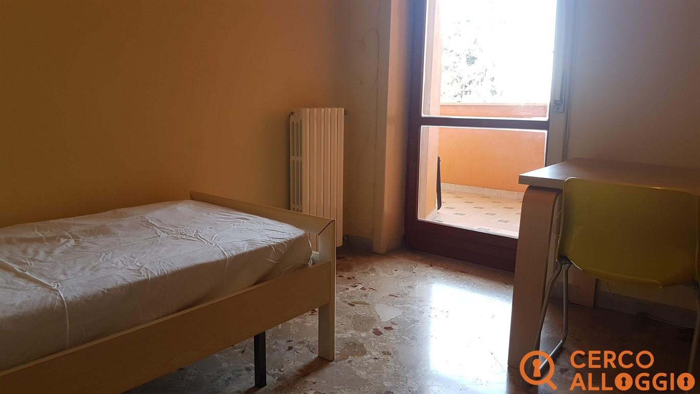 Due camere in zona Idria