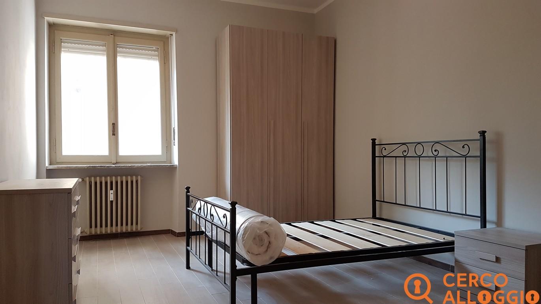 3 stanze singole in appartamento nuovissimo