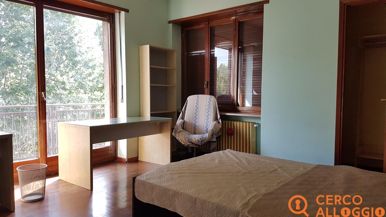 Appartamento con 3 camere singole a Porta Susa